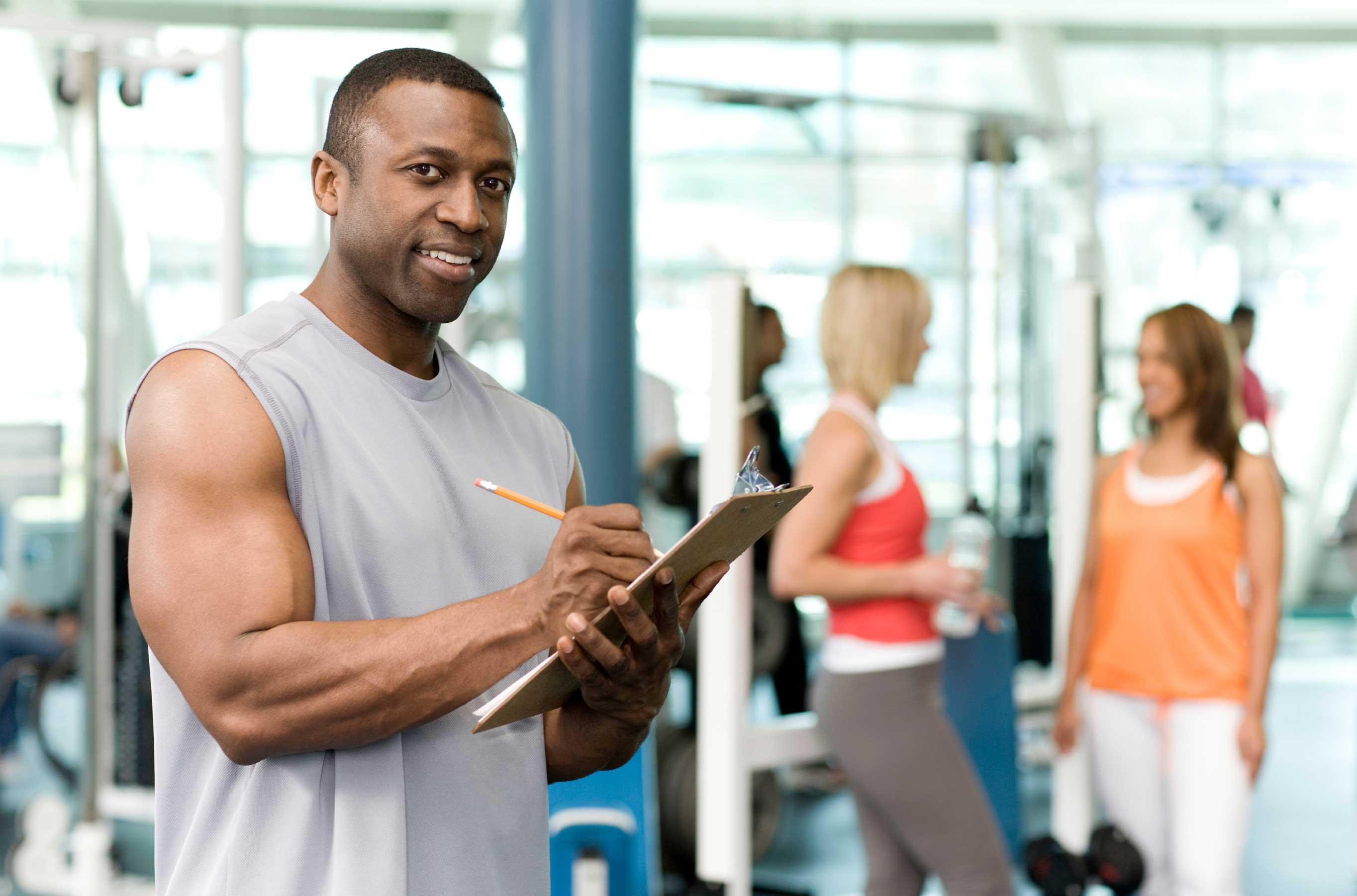 1 On 1 Fitness Training