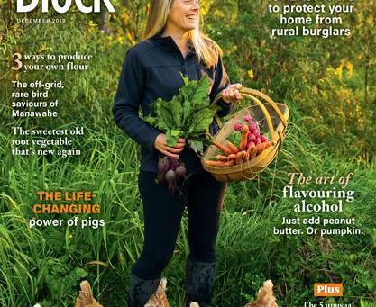 NZ Lifestyle Block Magazine
