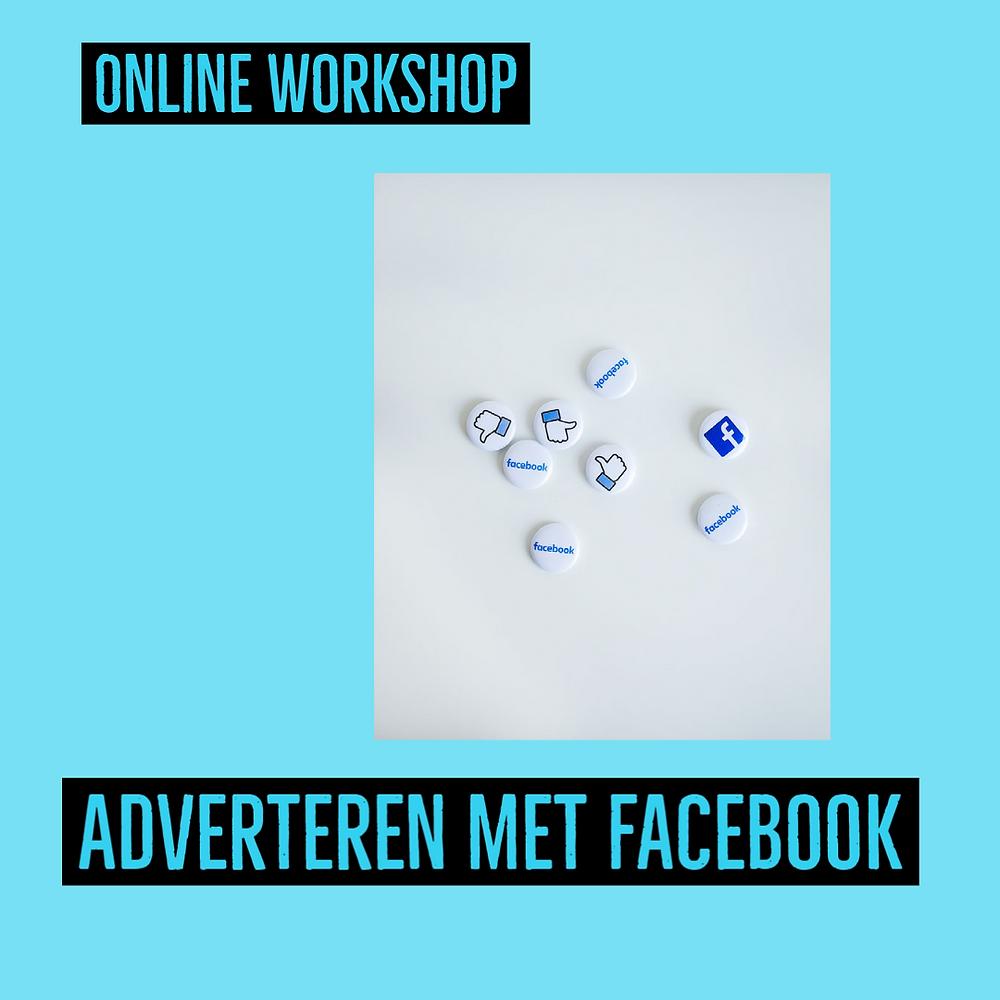Online workshop: adverteren met Facebook