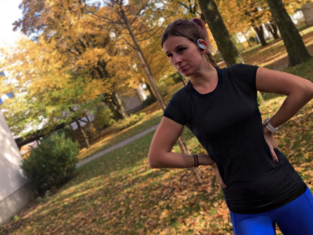 Nele, sag mal – Wie viel passt eigentlich in zwei Läuferjahre?