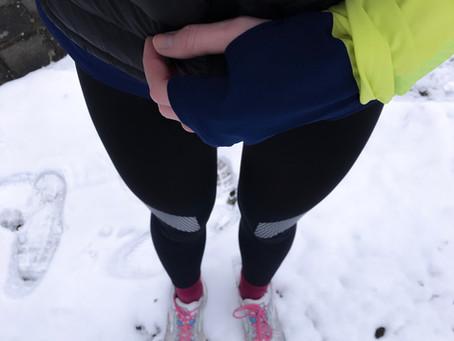Laufbekleidung im Winter – das schützt beim Laufen vor Kälte