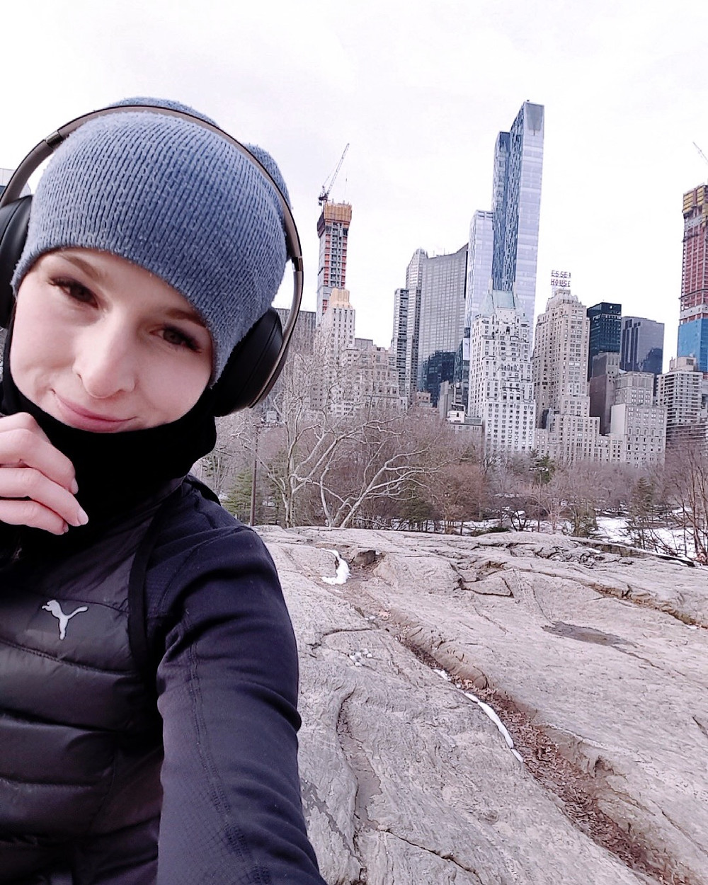 central-park-laufen-new-york-selfie
