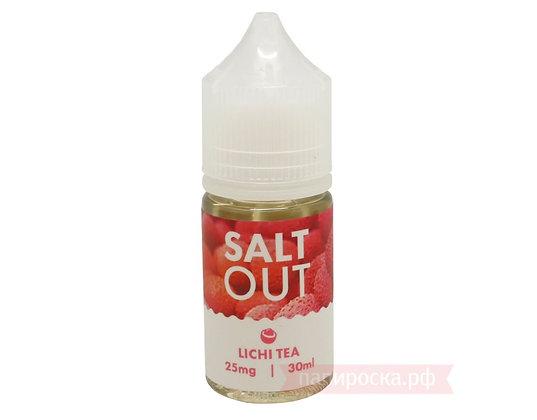 Жидкость Litchi Tea - Salt Out