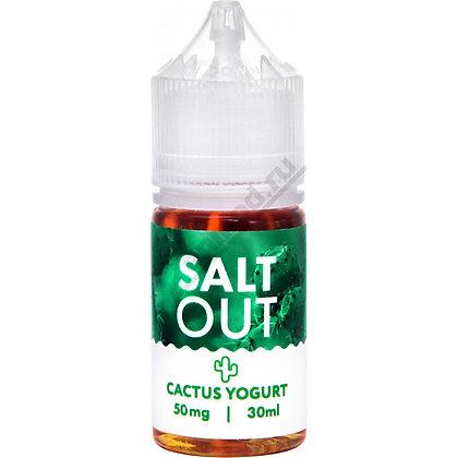 Жидкость Salt Out Cactus Yogurt 30 мл