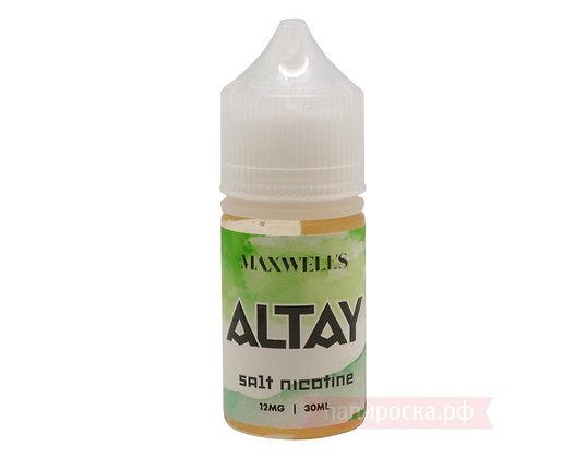 Жидкость Altay - Maxwells Salt