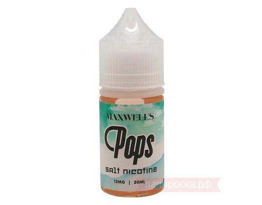 Жидкость Pops - Maxwells Salt