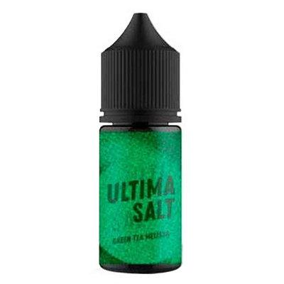 Жидкость Ultima Salt Melissa Green Tea