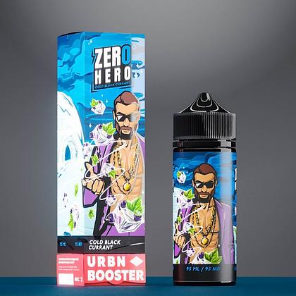 Жидкость ZERO HERO Сold Black Currant (95 мл)
