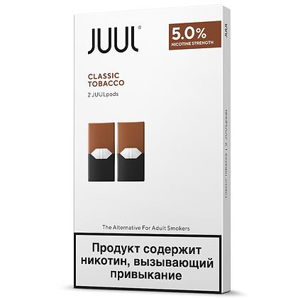 Картридж Juul Labs x2 JUUL Табак (59 мг)