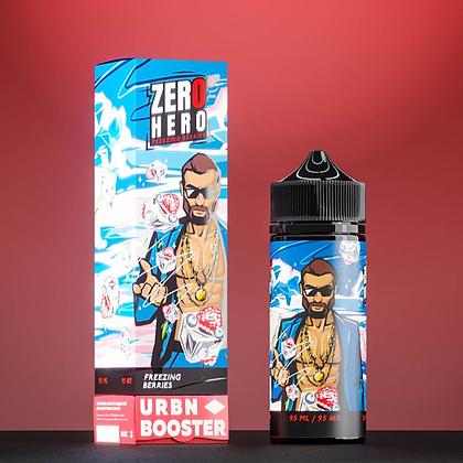 Жидкость ZERO HERO Freezing Berries (95 мл)