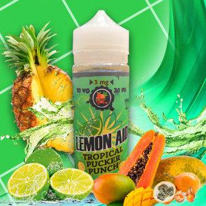 Жидкость LEMON AID - TROPICAL PUCKER PUNCH
