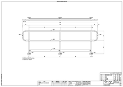Handrail Assembly - Coutts Drafting