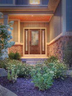 Custom Door Installation - Cupertino