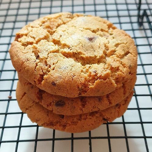 Cookies menthe/chocolat