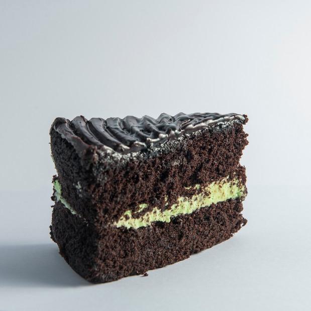 Chocolate & Mint Cake