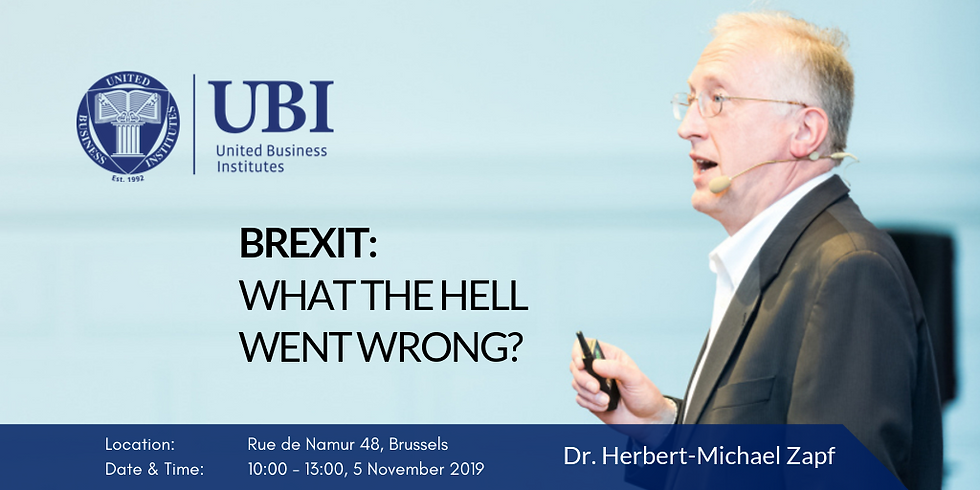 BREXIT: What the hell went wrong?