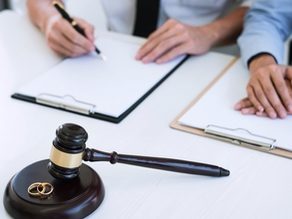 PANDEMIC DIVORCES - THE IMPACT OF COVID-19 ON DIVORCE AND FINANCIAL SETTLEMENT