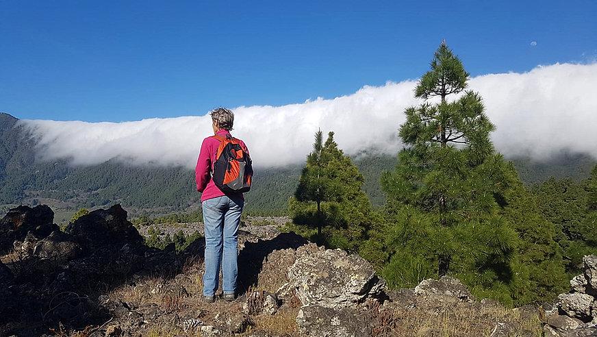 Meditativer Spaziegang La Palma