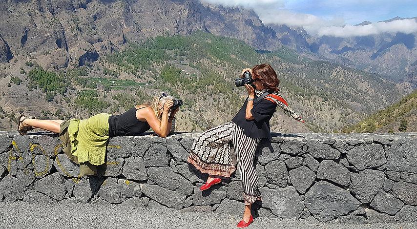 Fotokurs für Frauen La Palma