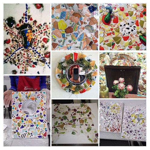 Mosaics! with Adele - Jan 29