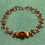 Thumbnail: Copper and Carnelian Necklace, Bracelet and Earrings