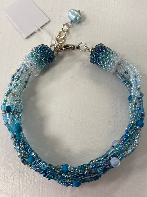 Ocean Currents Bracelet