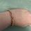 Thumbnail: Copper Byzantine Chainmaille Bracelet