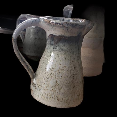 Wood Ash Jug - hand thrown artisan ceramic