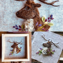 Exmoor Summer stag soon available at #ho