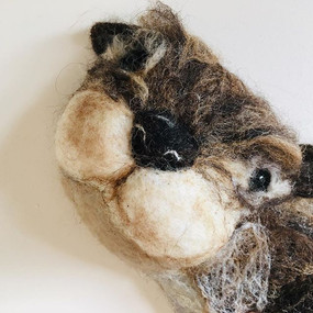 Otterly cute. Today I am attaching otter