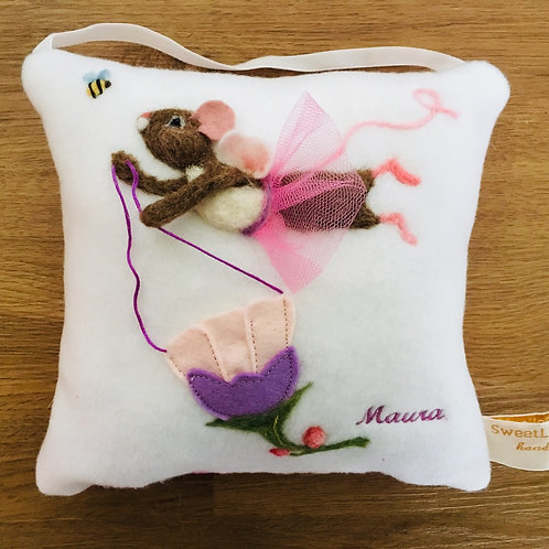 Tooth Fairy Pillow Flying Fairy Mouse
