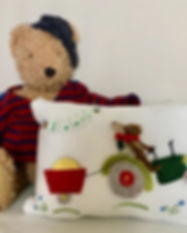 Bertie bunny Tooth pillows #toothfairy #