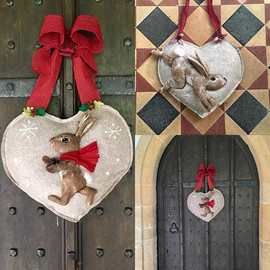 Door decor all animals welcome to cross