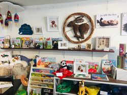 Red Robin children's books and bumper gi