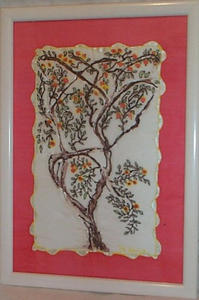 Gizinéni almafája