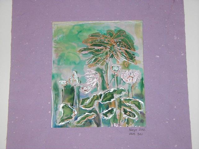 Bali kert