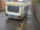 Caravan to become part of Maybole Conservation Area?