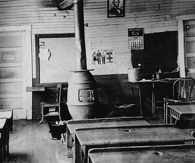 Granite Elementary School interior.