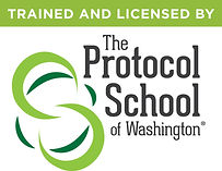 Protocol School of Washingon logo