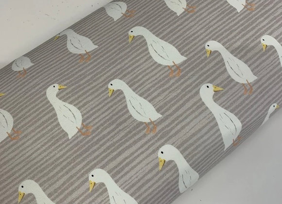 White ducks- Romper