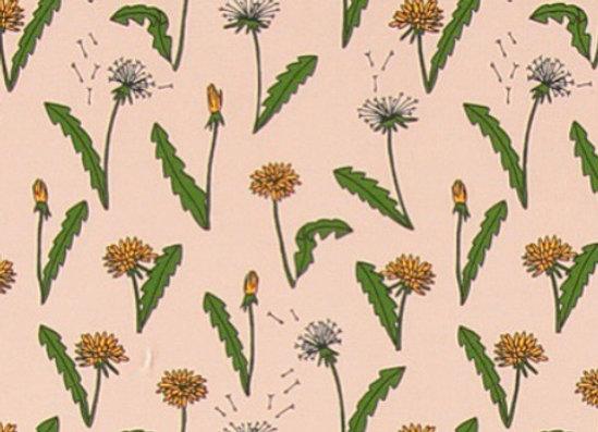 Dandelions - T-shirt Dress