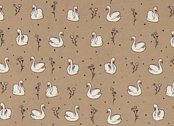 Swans - SlimFit Leggings