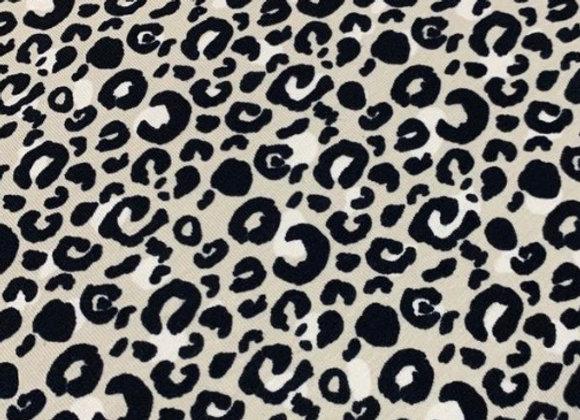 Leopard Print - T-shirt Dress