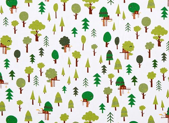 Trees - Short Romper