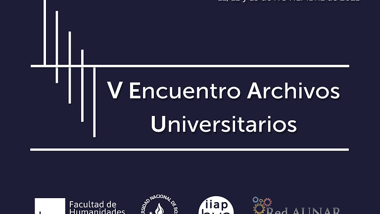Apretura de la Convocatoria al V Encuentro de Archivos Universitarios