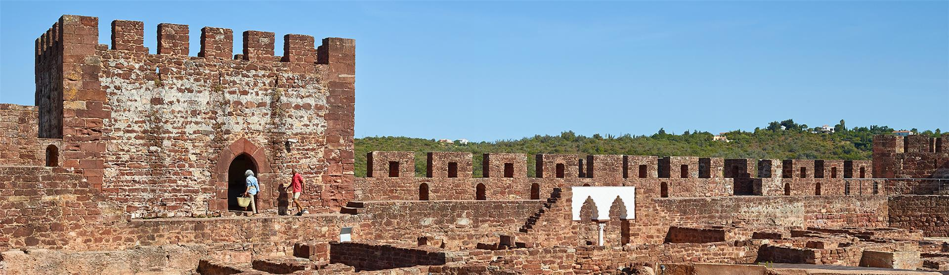 Algarve Castles and Fortresses