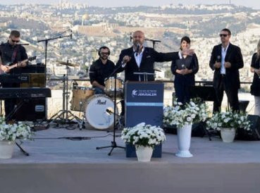 Cristianos se reúnen para orar por la paz de Jerusalén