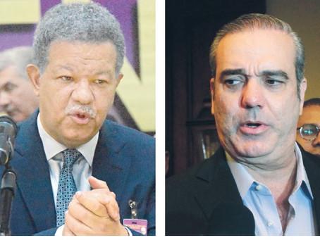 Si las elecciones fueran hoy Leonel Fernández le ganaría a Luis Abinader, según encuesta ASISA