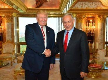 """Trump promete reconocer Jerusalén como capital """"unificada"""" de Israel"""