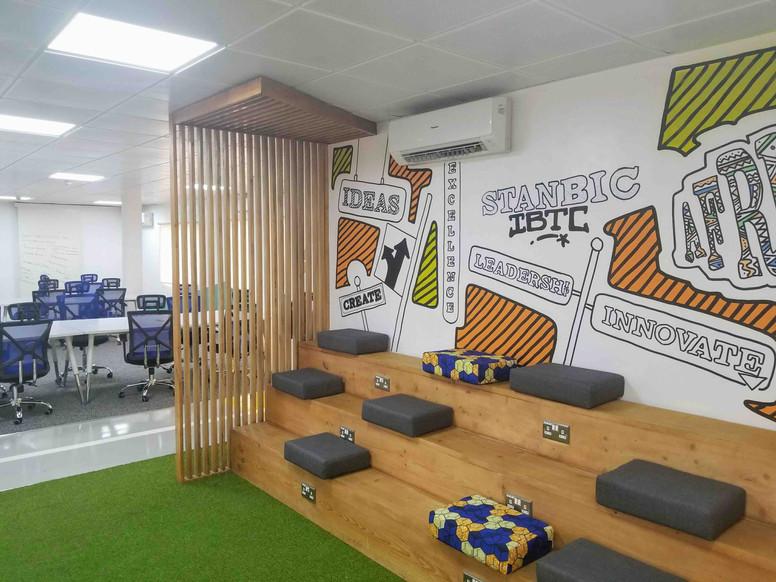 Alternative workspace